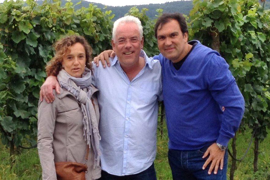 big 5 exportadores de vinos
